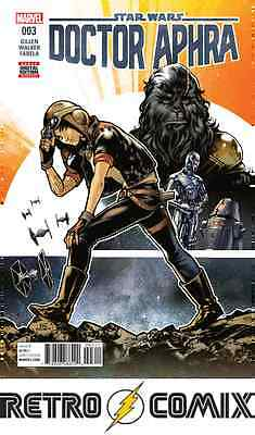 Marvel Star Wars Doctor Aphra #3 First Print New/unread Bagged & Boarded