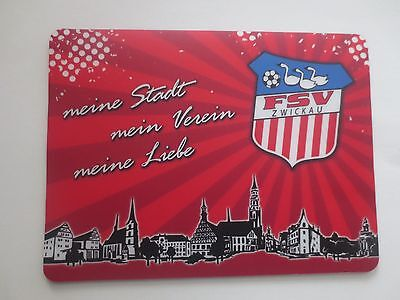Fsv Zwickau German Football Club Mouse Mat Pad, Germany Soccer Association