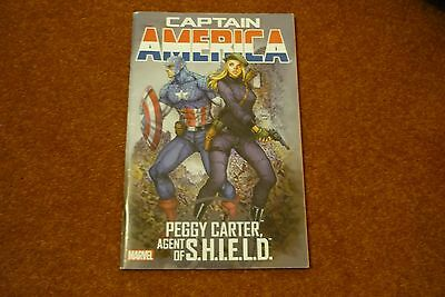Cap. America- Peggy Carter,Agent of Shield (2011) - one-shot- Giant-sized.