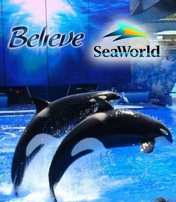 $26OFF SeaWorld San Antonio $52 Ticket  & Parking Discount Promo Deal