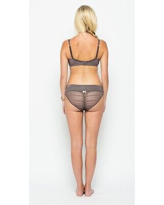 Amoralia Cup Cake Lace Maternity Brief Size S RRP £18