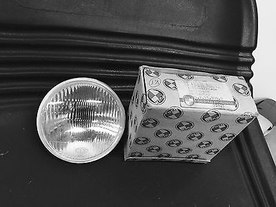 Headlight glass and reflector,Puch Moped,CEV,unknown model