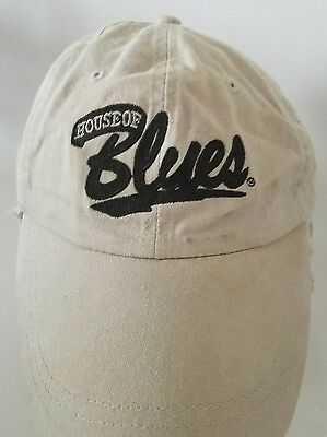"""House of Blues"" cap"