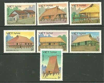Viet Nam 1986 Mint Stamps