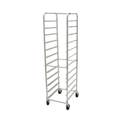 Advance Tabco PR12-5K-1X Front Load Pan Rack Holds 12 Full Size Pans Knock Down