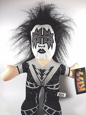 "KISS Band Ace Frehley 14"" Plush Stuffed Doll 2014"