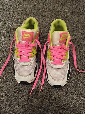 Woman's Air Max Nike Trainers Size 5.5 U.K.