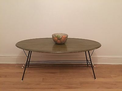 Atomic Style 50s Retro Coffee Table,   Collection From Central London