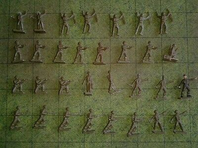1,72 Airfix 1960's soldiers