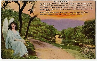 BAMFOERTH SONG CARDS ~ KILLARNEY 1, 2 & 3 (Aa101)