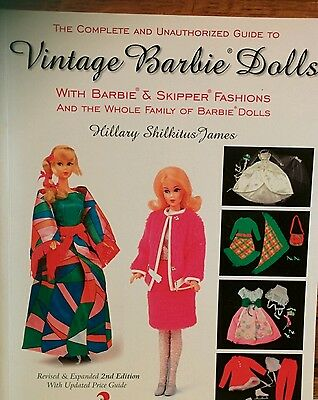 Vintage Barbie Dolls Collectors Guide with Barbie' and Skipper' Fashions