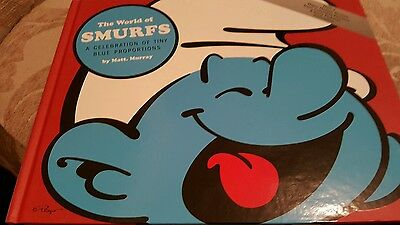 The World of Smurfs by Matt Murray (Hardback, 2011)