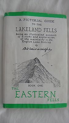 The Eastern Fells Book One by A Wainwright