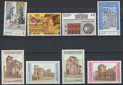 YS-A424 SPAIN - Lot, Stamps From 1990 Rare Mnh