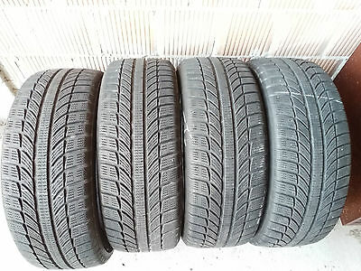 4 gomme invernali Gt-radial 205 55 r16 91h m+s,