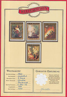 YS-E371 CENTRAL AFRICAN - Paintings, World Rarities Imperforated, Ships MNH