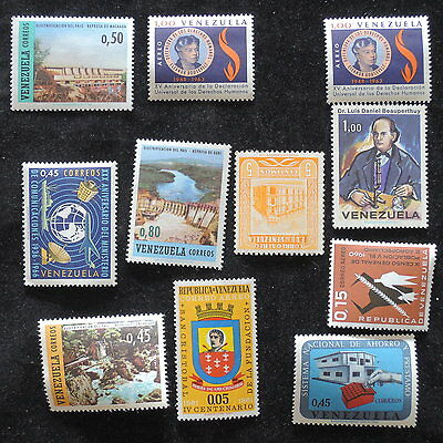 YS-E576 VENEZUELA - Lot, Paintings, Great Stamps MNH