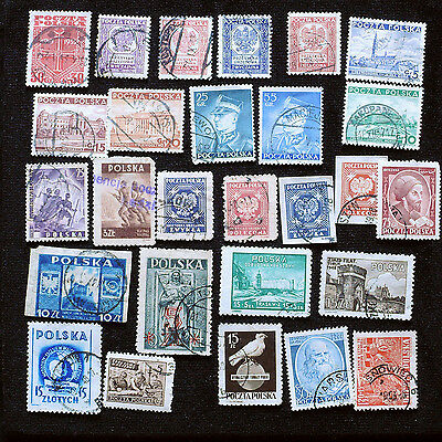 YS-F715 POLAND - Used, Old Stamps