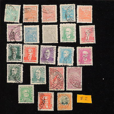 YS-F768 BRAZIL - Used, Ordinary Old Stamps, S.I.