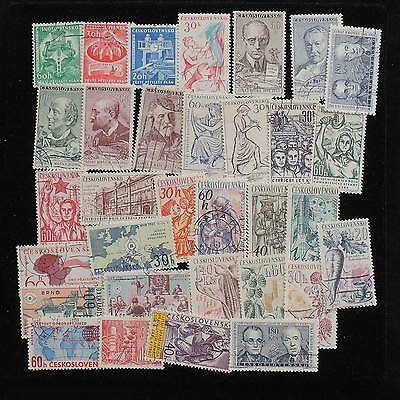 YS-F822 CZECHOSLOVAKIA - Used, Old Stamps