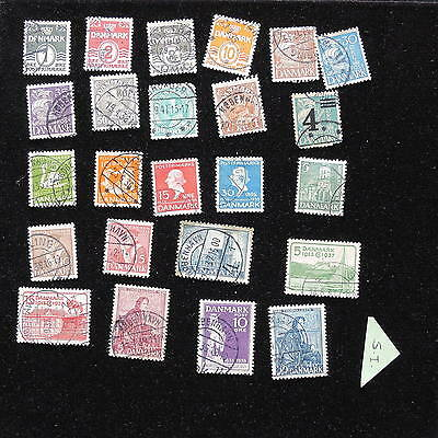 YS-F908 DENMARK - Used, Old Stamps, S.I.