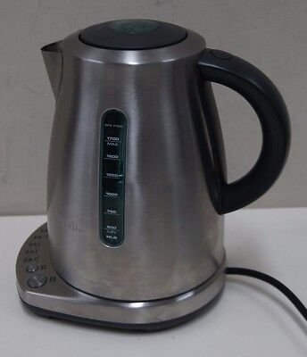 Breville BKE720BSS The Temp Select Kettle: Stainless Steel