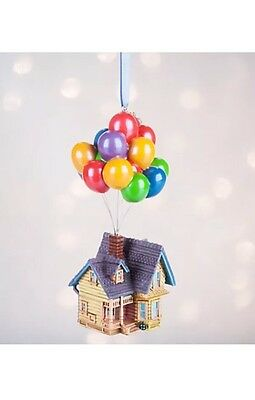 Disney Up House Decoration. Hanging Christmas Ornament. Brand New