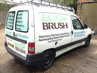 Window Cleaning Van / Business / Pure o2 Iconics System For Sale Ready To Go