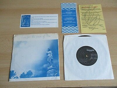 "Two For The Price Of One 7"" Vinyl- V Lake Orch / Winters Mist (Ps)1993 - Nirvana"