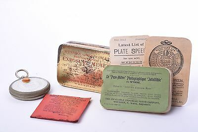 Lightmeter 'Infaillible' by Wynne with instruction and case