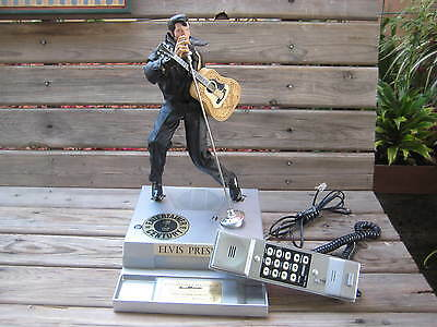 Novelty Elvis Presley 1968 Rock & Roll Music / Animation Comeback Special Phone