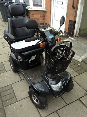 Daytona xlr mobility scooter. Excellent condition.