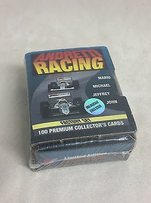 100 Andretti Racing Cards