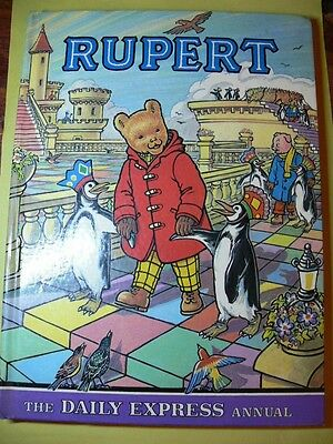 Rupert. The Daily Express Annual. 1977