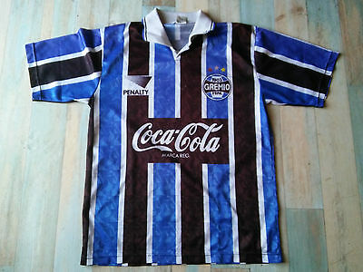 Maillot FOOT PENALTY GREMIO Foot-Ball PORTO ALEGRENSE TAILLE/XL/D7 BE