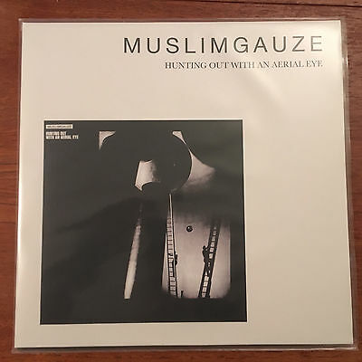 Muslimgauze - Hunting out With an Aerial Eye. L.P