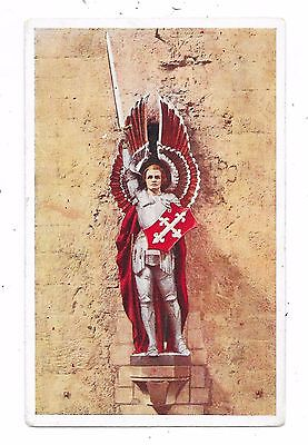 Printed Postcard Of 1914-18 War Memorial The Cathedral Coventry Warwickshire
