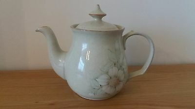 Lovely Denby Daybreak Teapot 2 Pint Vgc Country Kitchen