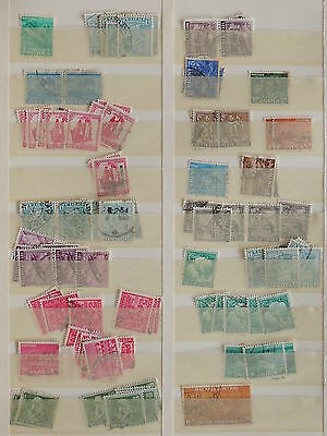 YS-H235 INDIA IND - Lot, Old Stamps Used