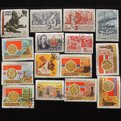 YS-H489 RUSSIA - Lot, Great Stamps Used