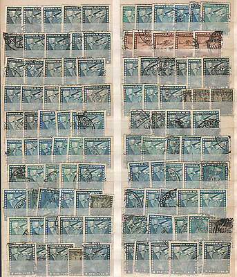 YS-H578 AVIATION - Chile, Airplanes, Old Stamps Used