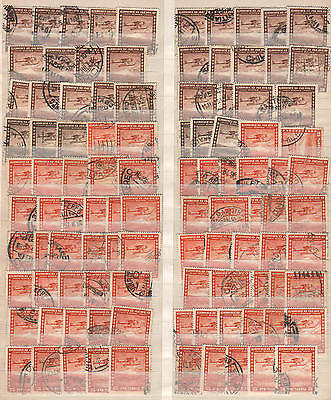 YS-H581 AVIATION - Chile, Airplanes, Old Stamps Used