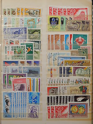 YS-H986 HUNGARY - Lot, Great Stamps Used