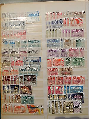 YS-I026 HUNGARY - Lot, Great Selection Of Stamps Used