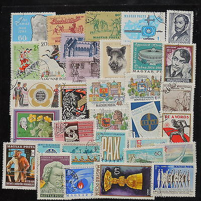 YS-I153 HUNGARY - Lot, Great Stamps Used