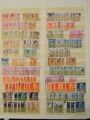 YS-I275 ITALY - Spain, Ordinary Stamps MIXED