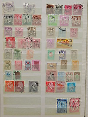 YS-I529 BELGIUM - Turkey, Old Stamps MIXED