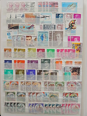 YS-I575 SPAIN - Italy, Great Ordinary Stamps MIXED