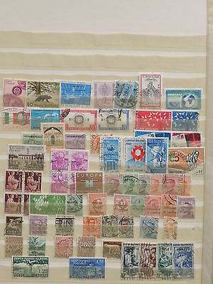 YS-I648 ITALY - Europa Cept, Old Stamps MIXED