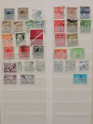 YS-I718 YUGOSLAVIA - Lot, Old Stamps MIXED